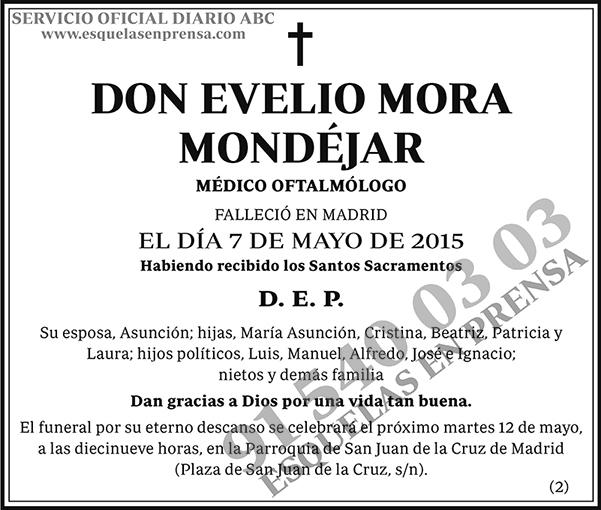 Evelio Mora Mondéjar